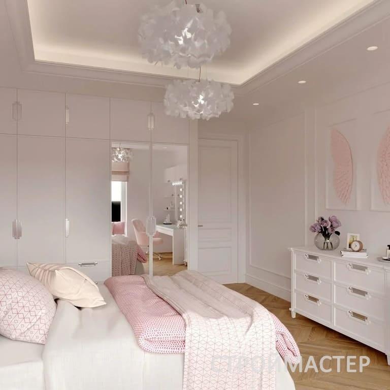ремонт спальни уфа