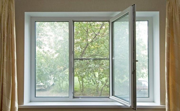 Купить трехстворчатые окна в Уфе