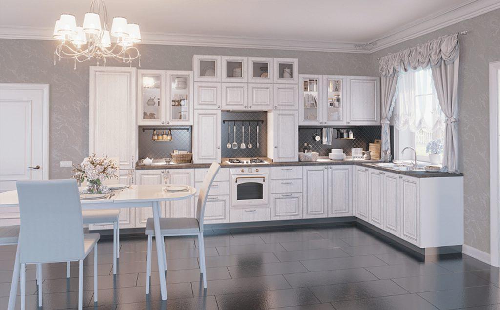 Кухни и корпусная мебель купить в Уфе