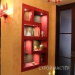 Евроремонт 3х комнатной квартиры