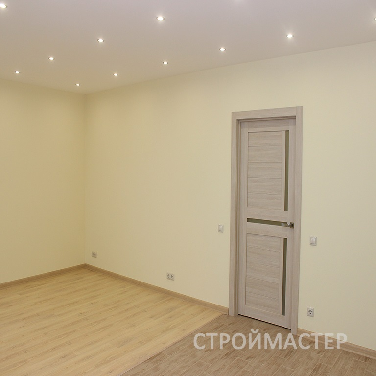 Отделка двухкомнатной квартиры в Уфе
