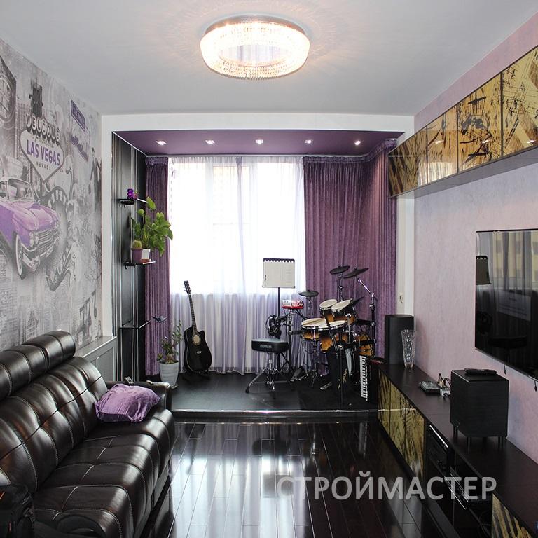 Ремонт 3х комнатной квартиры в Уфе