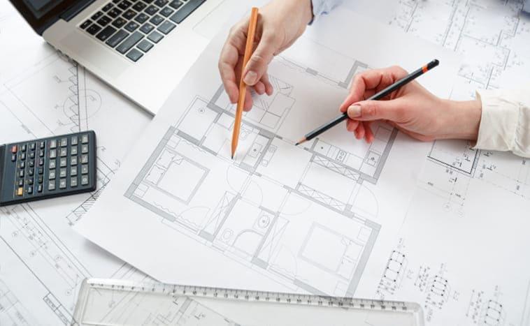 Дизайн проект квартиры в Уфе