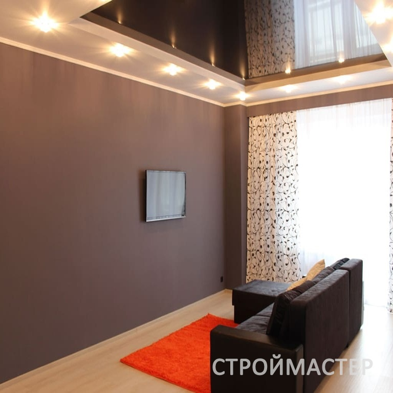 Ремонт квартиры студии Уфа