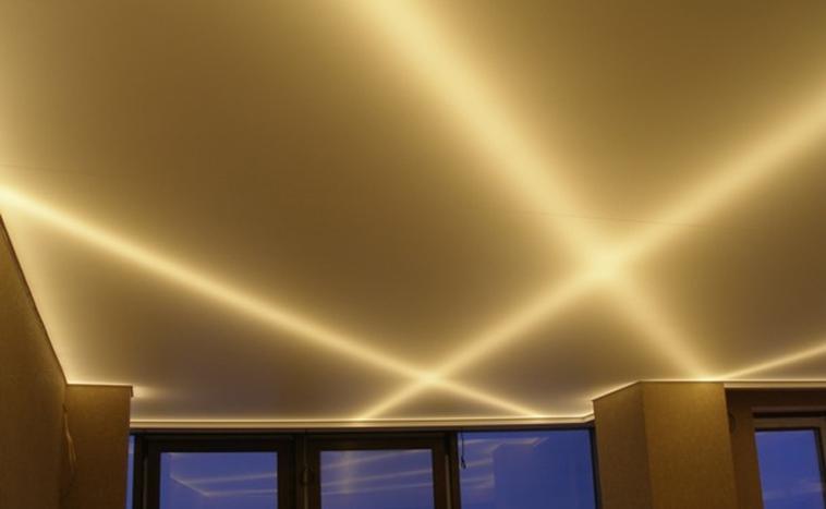 Подсветка для натяжного потолка Уфа