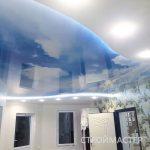 Натяжные потолки с фотопечатью в Уфе
