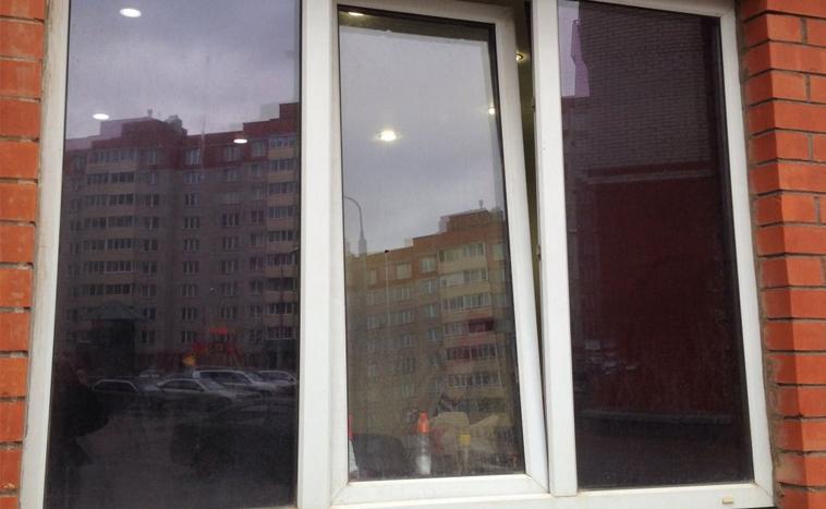 Тонирование пластиковых окон купить в Уфе